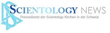 Pressedienst der Scientology Kirchen der Schweiz Logo
