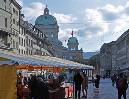 Scientology Kirchen informieren in Bern