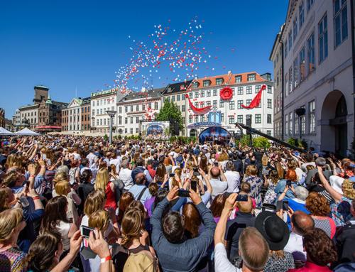 Kopenhagens neue Scientology-Kirche im Herzen der Stadt eröffnet